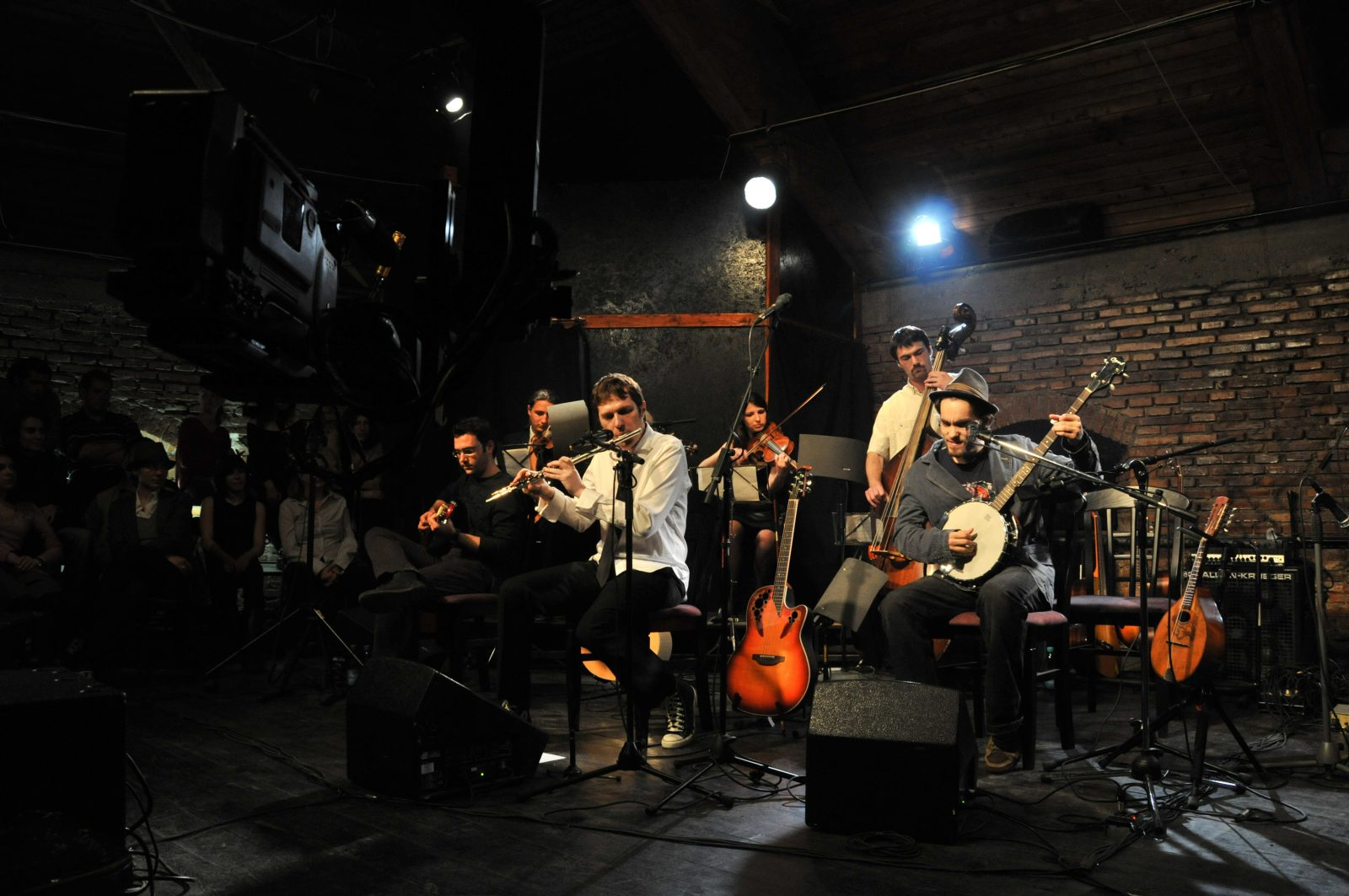 Tirgu Mures – Unplugged in Teatru 74