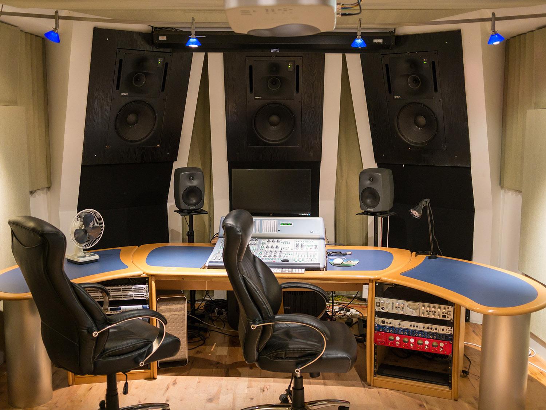 Dublin – Windmill Lane Studios